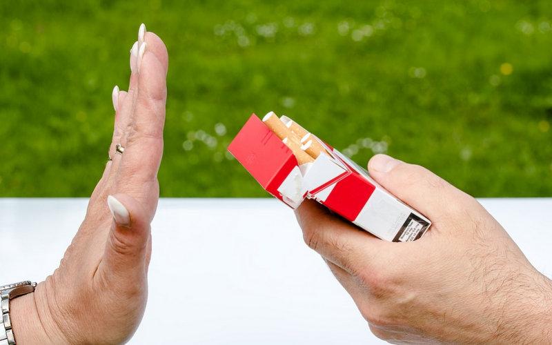 Luta mundial contra o tabagismo
