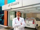 foto diretor médico at home