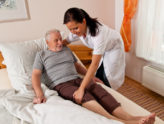 pacientes restritos ao leito