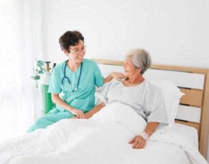 enfermagem na assistência domiciliar